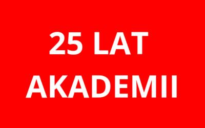 25 lat Akademii Języka Angielskiego
