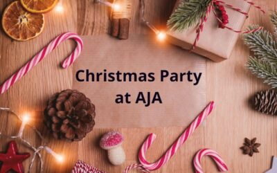Christmas Party at AJA