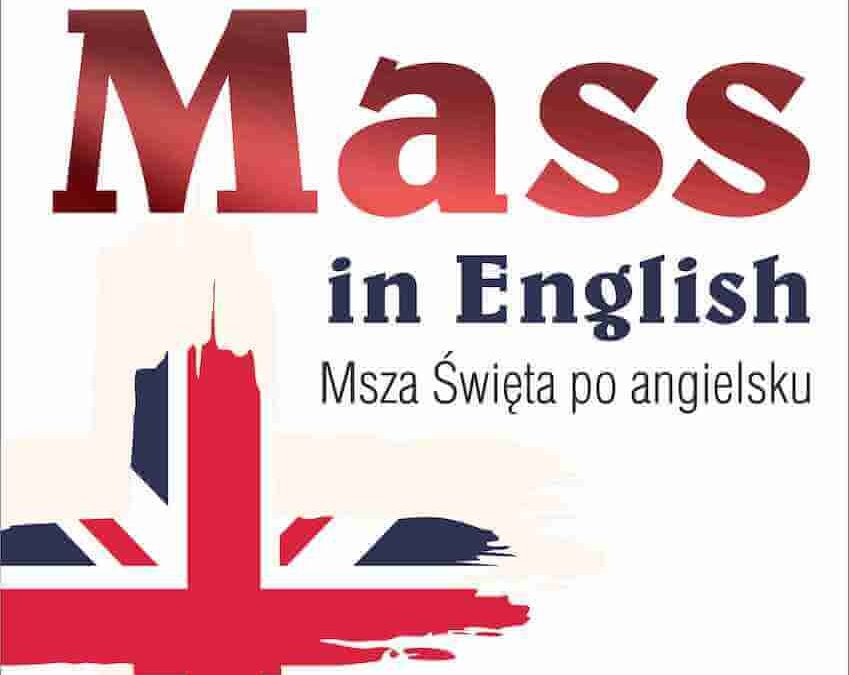 Mass in English 02.02.2020