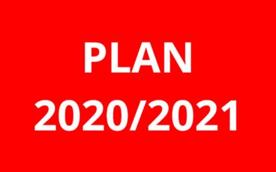 Plan zajeć 2020/2021