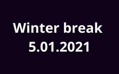 Ferie 2021 z piosenką angielską 5.01