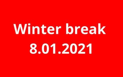 Ferie 2021 z piosenką angielską 8.01