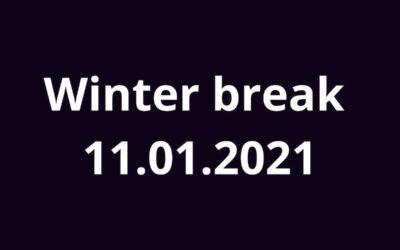 Ferie 2021 z piosenką angielską 11.01