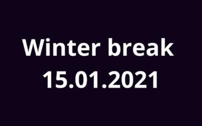 Ferie 2021 z piosenką angielską 15.01